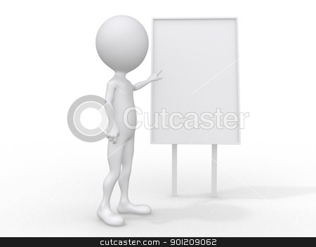 3d single adult business man in the meeting  stock photo, 3d single adult business man in the meeting  by dacasdo