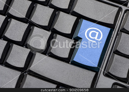 mail key stock photo, mail key by sielemann