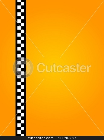 TAXI Background stock photo, Background of a yellow taxi cab without text by Henrik Lehnerer