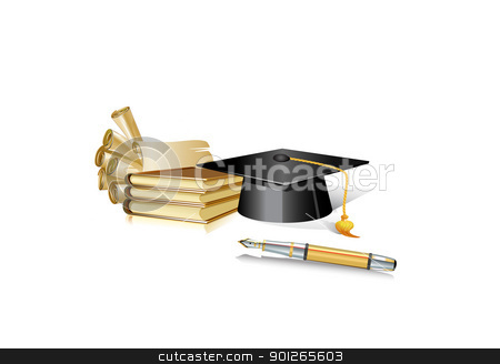 graduation stock photo, graduation concept by marrakeshh