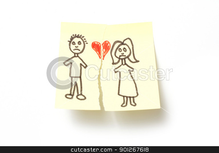 Divorce stock photo, Divorce by Lasse Kristensen@gmail.com
