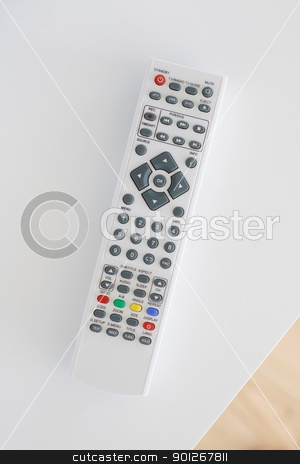 Tv remote stock photo, Tv remote by Lasse Kristensen@gmail.com