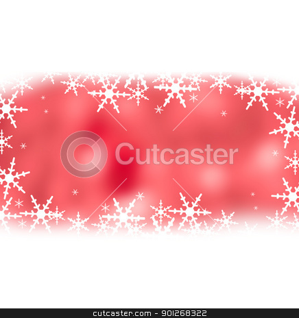 Crystal christmas background stock photo, Crystal christmas background by Lasse Kristensen@gmail.com