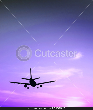 Airplane stock photo, Airplane by Lasse Kristensen@gmail.com