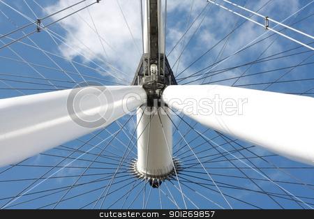 London Eye stock photo, The London Eye by Lasse Kristensen@gmail.com