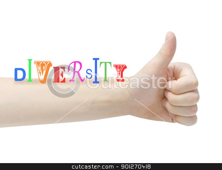 Diversity stock photo, Diversity by Lasse Kristensen@gmail.com