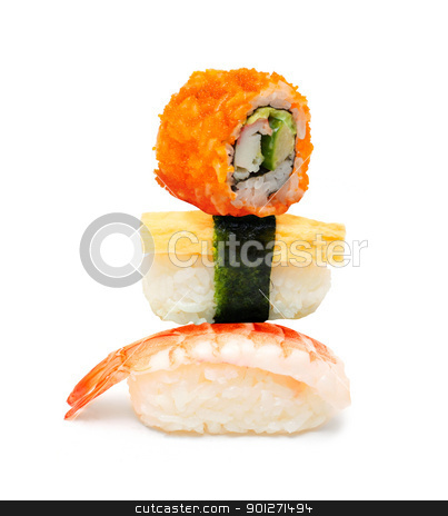 Sushi stock photo, Sushi by Lasse Kristensen@gmail.com