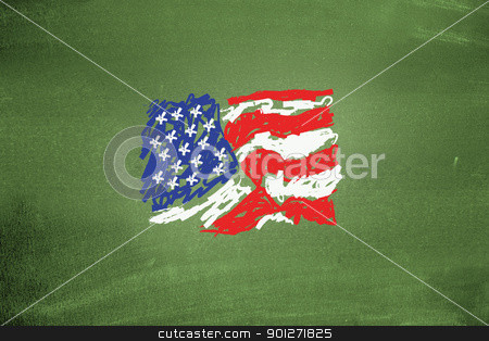 US flag stock photo, US flag by Lasse Kristensen@gmail.com