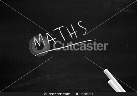 Maths stock photo, Maths by Lasse Kristensen@gmail.com
