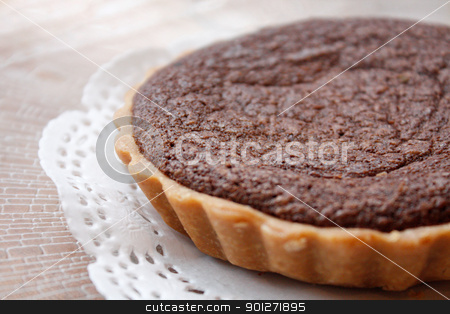 Chocolate cake stock photo, Chocolate cake by Lasse Kristensen@gmail.com