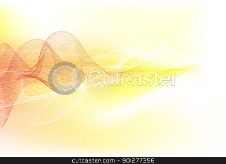 abstract  stock vector clipart, An conceptual abstract illustration depicting communication, sound, or perhaps thought waves by Christos Georghiou