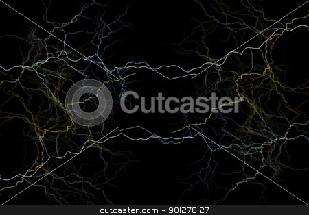 Abstract background made up of lightning  stock photo, Abstract background made up of lightning  by Christos Georghiou