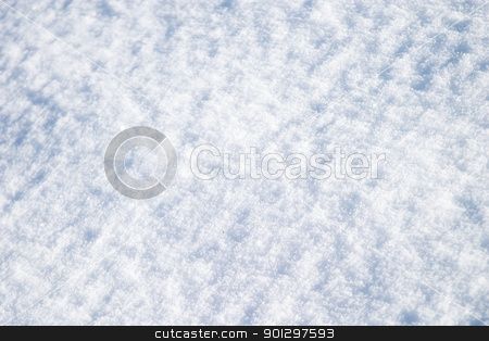 Snow Background stock photo, Snow background texture by Tyler Olson