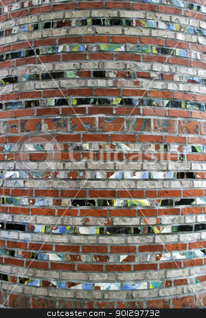 Ceramic Tile Pattern stock photo, Tile Pattern by Tyler Olson