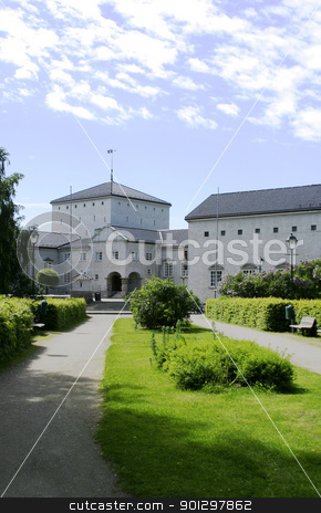 Fredrikstad Library stock photo, Fredrikstad Library, Norway by Tyler Olson