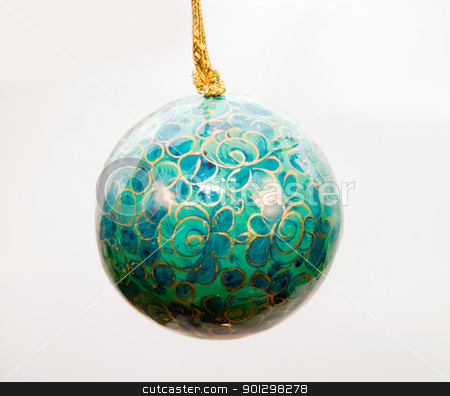 Christmas Tree Decoration stock photo, Vintage christmas tree decoration by Tyler Olson