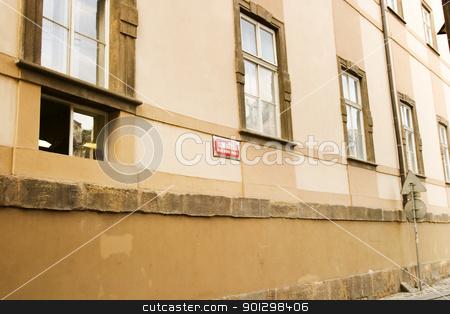 Quaint Street Prague stock photo, A quaint tiny alley (Seminarska) in Prague, Czech Republic by Tyler Olson