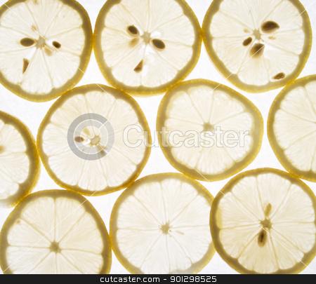 Lemon Texture stock photo, Lemon background texture image by Tyler Olson