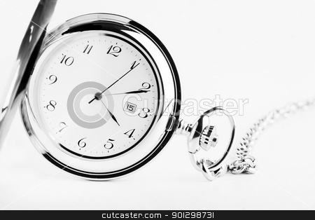 Pocket Watch stock photo, A fancy pocket watch by Tyler Olson