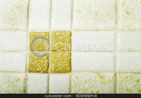 Bathroom Tile stock photo, Bathroom tile background image by Tyler Olson