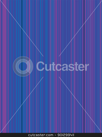 Blue Pinstripes stock photo, A vector image of blue pinstripes. by Tyler Olson