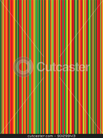 Fruity Pinstripes stock photo, A vector image of bright pinstripes. by Tyler Olson