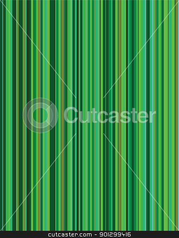 Green Pinstripe Background stock photo, A vector background image of green pinstripes. by Tyler Olson