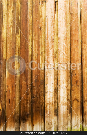 Wood Texture stock photo, Untreated wood background texture image. by Tyler Olson