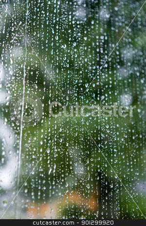 Rain Background stock photo, A rain background texture image by Tyler Olson