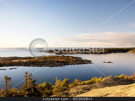 Ocean Landscape stock photo, Coastal Landsacpe by Tyler Olson
