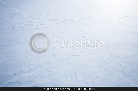 Snow Background Texture stock photo, A wind blown snow background texture by Tyler Olson