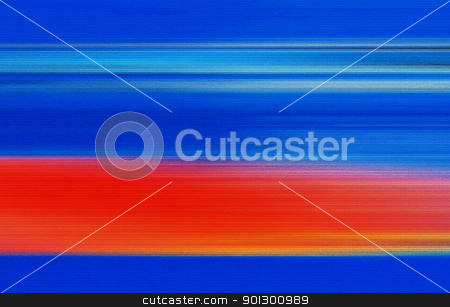 LCD abstract stock photo, An abstract motion blur of red and blue by Tyler Olson