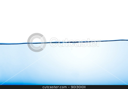 Water Surface stock photo, An abstract water surface with a few bubbles by Tyler Olson
