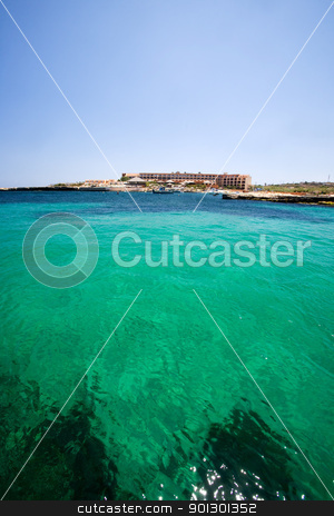 Malta landscape stock photo, Holiday destination in malta by Tyler Olson