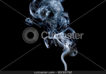Abstract Smoke stock photo, An abstract smoke background by Tyler Olson