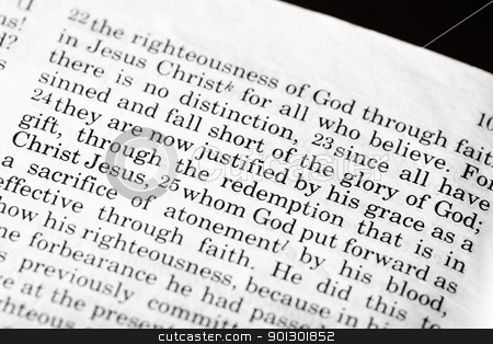 Romans 3:23 stock photo, Romans 3:23 - a popular New Testament Passage by Tyler Olson