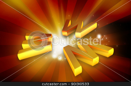www	 stock photo, Digital illustration of  www  in color background by dileep