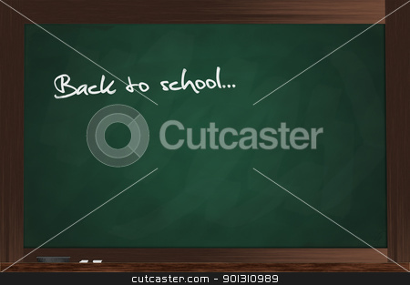 Green Chalkboard stock photo, chalkboard, green, school, learn, autumn, back, black, blackboard, board, chalk, chalkboard, class, classroom, elementary, fall, learn, learning, lesson, lessons, primary, school, seasonal, study, teach, teaching by ruigsantos