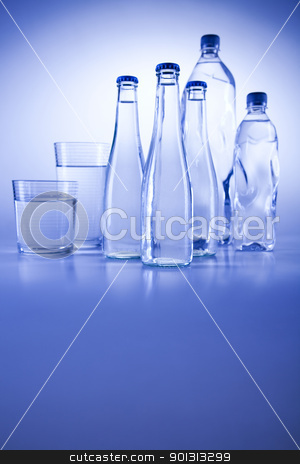 Water  stock photo, Water is the most important element for all lives on the Earth. by Sebastian Duda