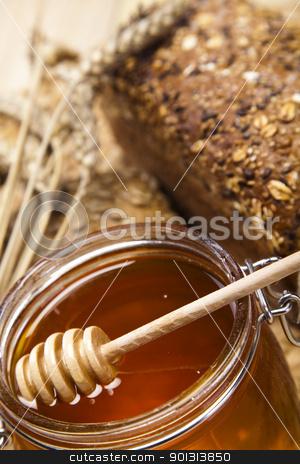 Variety of bread  stock photo, Still-life assortment of baked bread. by Sebastian Duda
