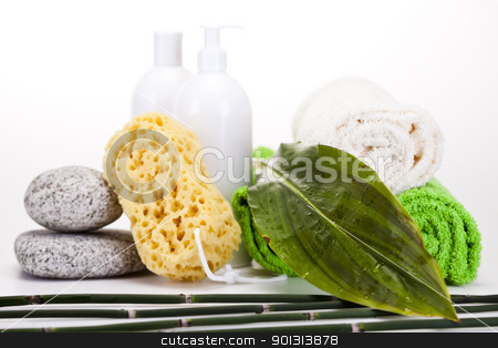 Spa and cosmetic stock photo, Wellness and spa concept by Sebastian Duda
