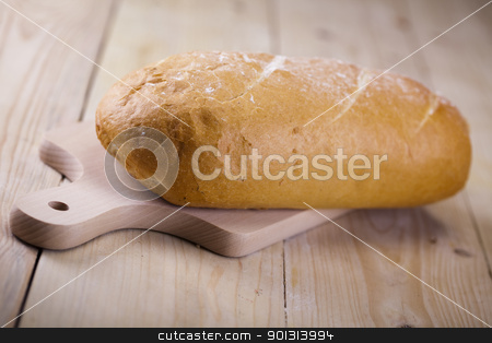 Variety of bread  stock photo, Still-life assortment of breakfast. by Sebastian Duda