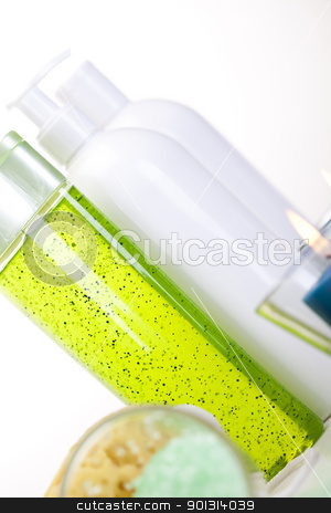 Spa and cosmetic stock photo, Wellness and spa concept. by Sebastian Duda