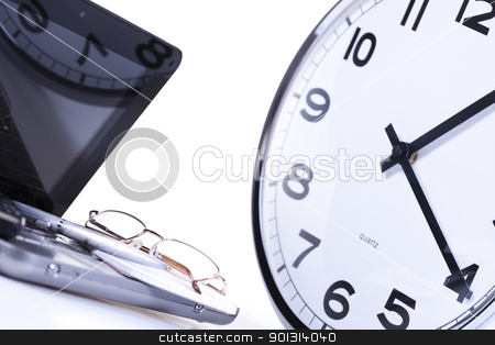 Business time stock photo, Business attribute. by Sebastian Duda