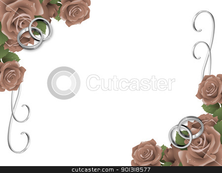 Wedding background, invitation card stock photo, Wedding background, invitation card by dacasdo