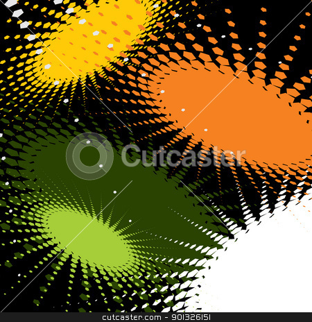 new abstract background stock photo, new abstract background - vector illustration by Ilyes Laszlo