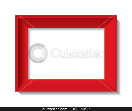 empty photo frame stock photo, empty photo frame - vector illustration by ojal_2