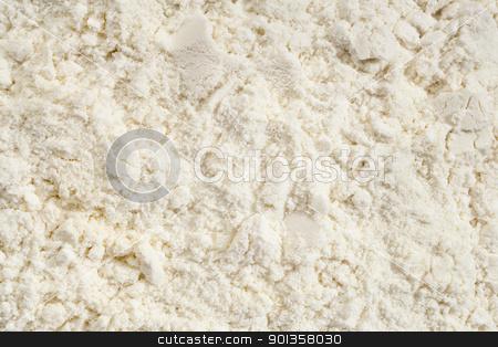 whey protein powder stock photo, background of white  whey protein isolate powder by Marek Uliasz