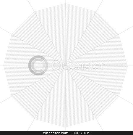 frontal spiderweb illustration stock photo, illustration of a frontal spiderweb in black back by prill