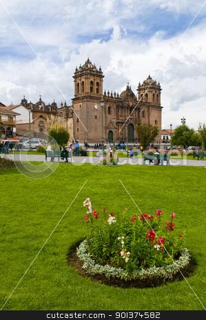 Cusco stock photo, The